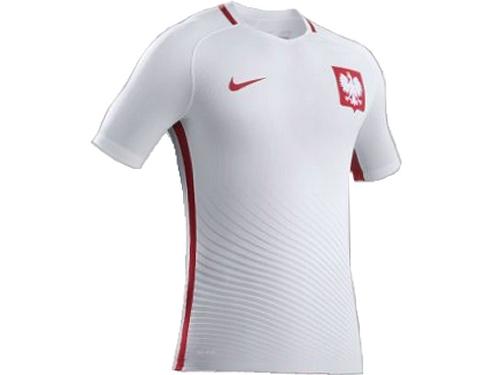 Nowa koszulka polskiej reprezentacji