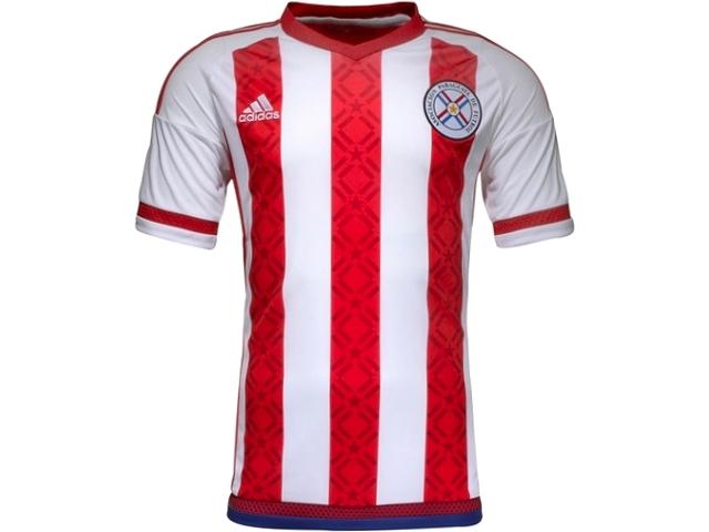 koszulka Paragwaj 15-16