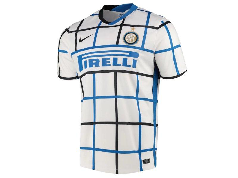 koszulka Inter Mediolan Nike AWAY (20-21) > koszulki ...