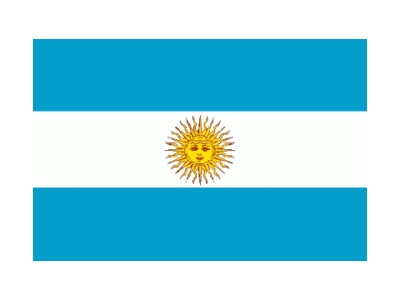 flaga Argentyna