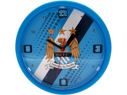 zegar Manchester City