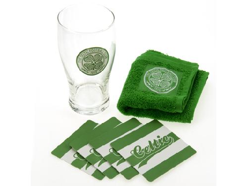 mini zestaw barowy Celtic Glasgow