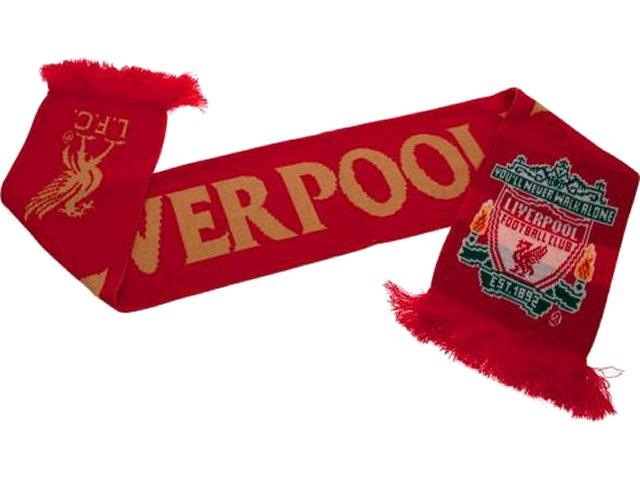 szalik Liverpool FC