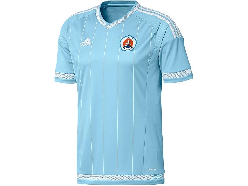 koszulka Slovan Bratysława 15-16