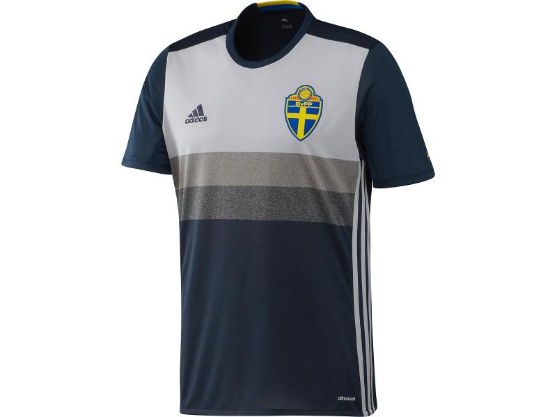 koszulka Szwecja 16-17