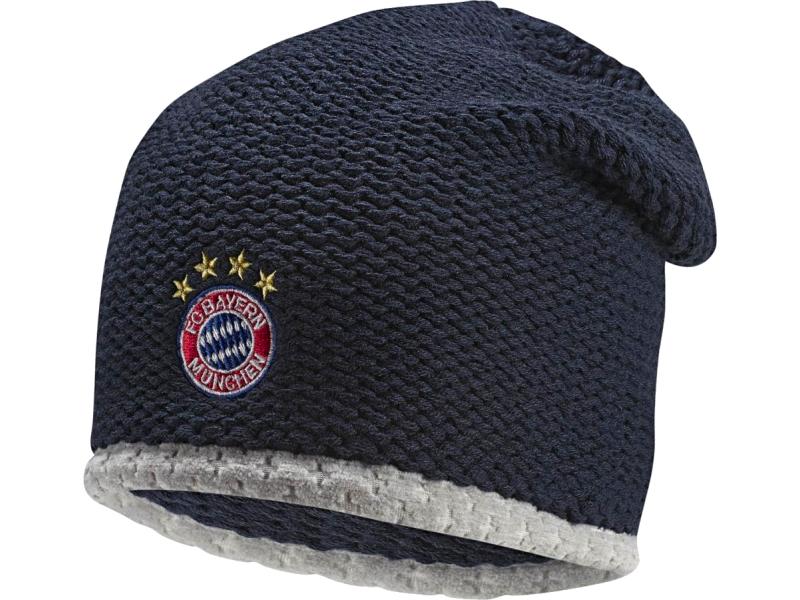 czapka zimowa Bayern Monachium 15-16