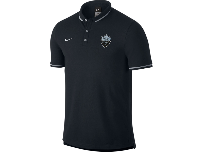 koszulka polo AS Roma 15-16