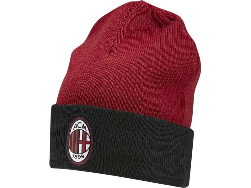 czapka zimowa AC Milan 15-16