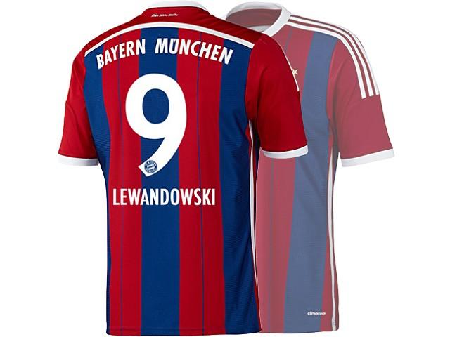 koszulka Bayern Monachium 14-15