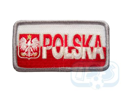 naszywka Polska
