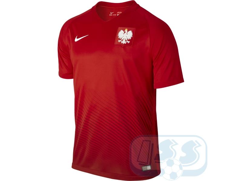724633-611 koszulka Polska 16-17