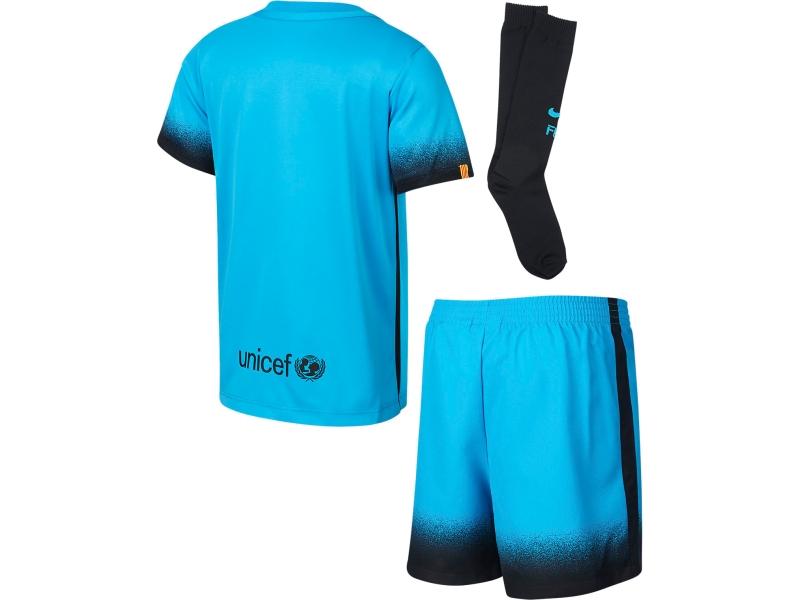 FC Barcelona strój junior 658708426