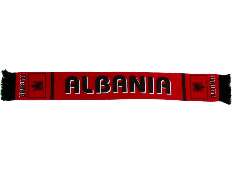 Albania szalik