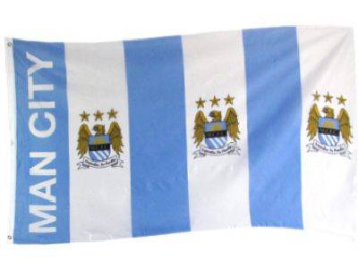 flaga Manchester City