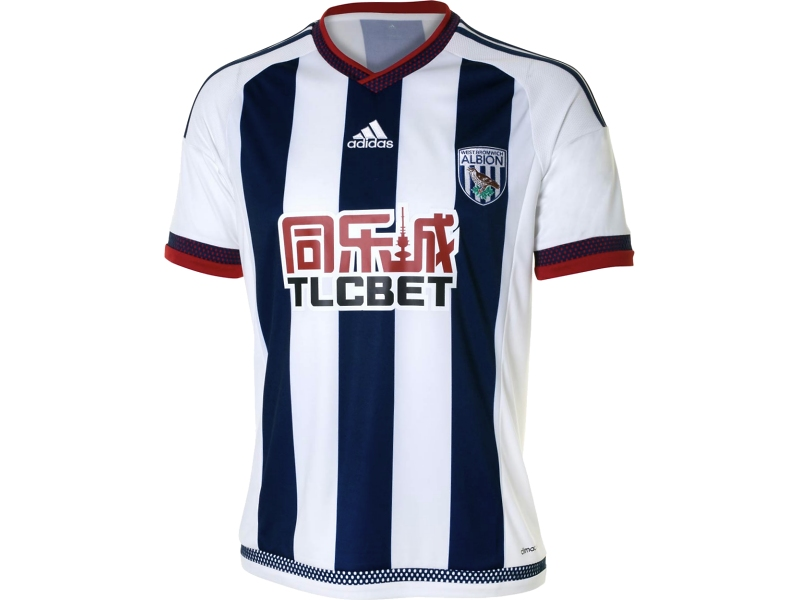 koszulka West Bromwich Albion 15-16