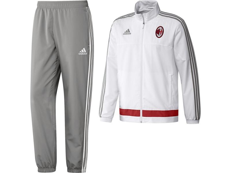 dres AC Milan 15-16