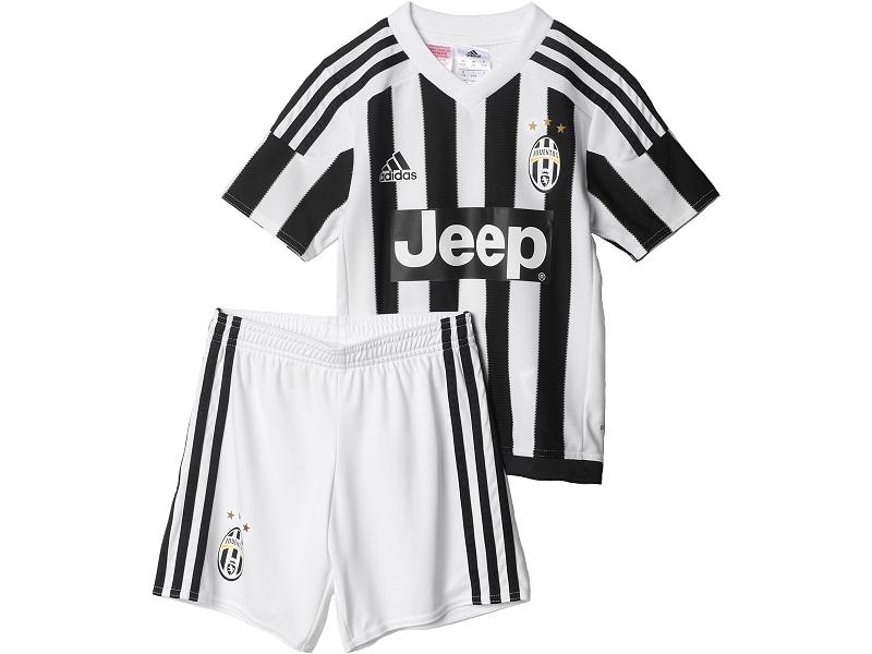 strój junior Juventus Turyn 15-16