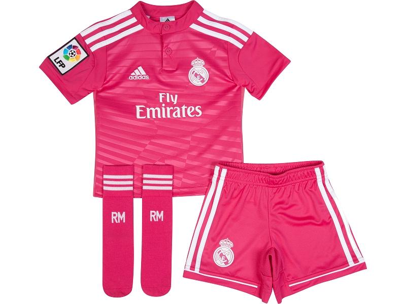 strój junior Real Madryt 14-15