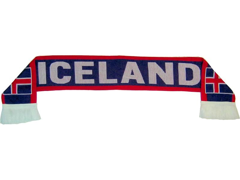 Islandia szalik