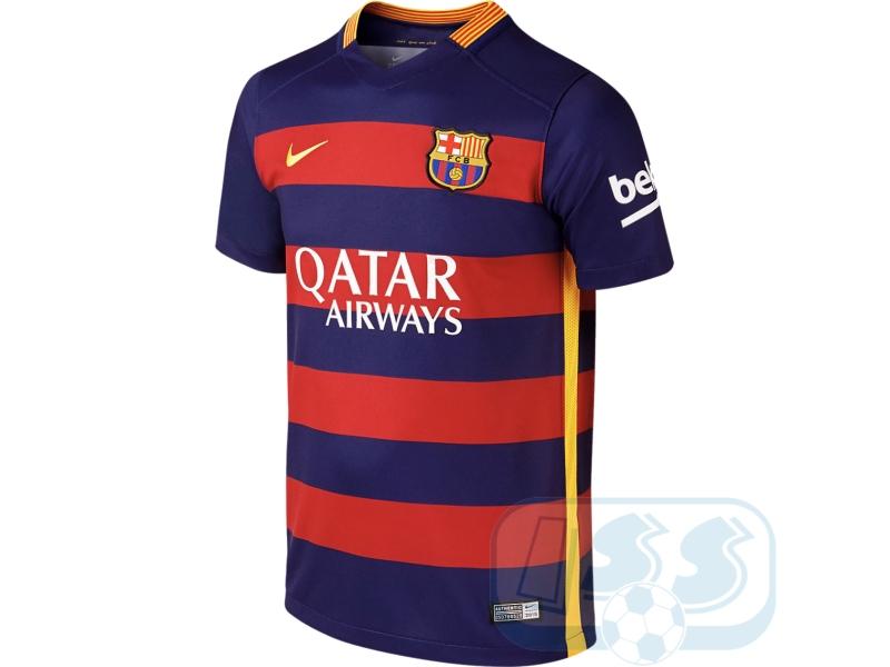 koszulka junior FC Barcelona 15-16