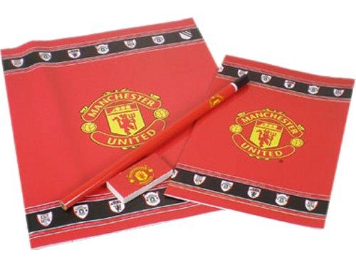 zestaw szkolny Manchester United