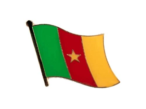 odznaka Kamerun