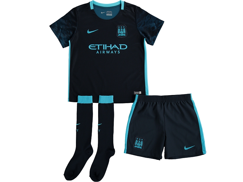 strój junior Manchester City 15-16