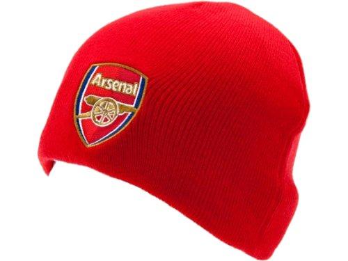 czapka zimowa Arsenal Londyn