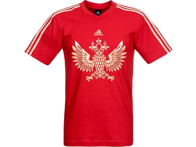 koszulka Rosja 12-13