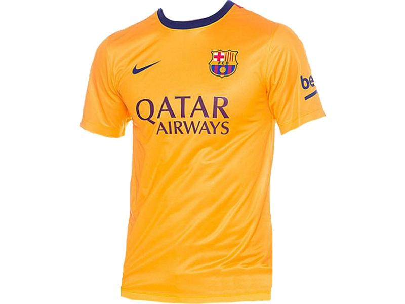 658770-740 koszulka FC Barcelona 15-16