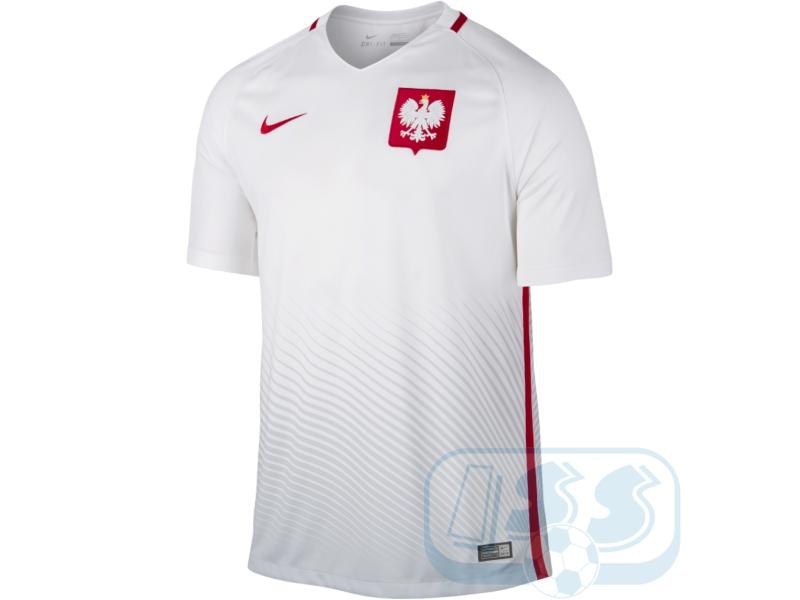 724633-100 koszulka Polska 16-17