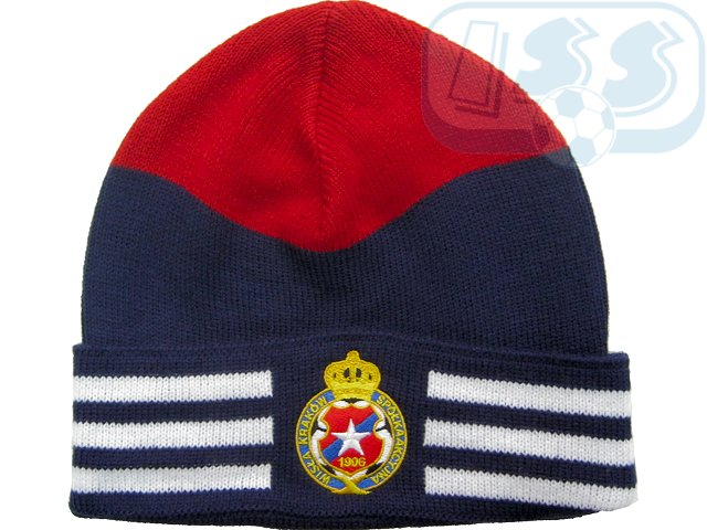 czapka zimowa Wisła Kraków 13-14