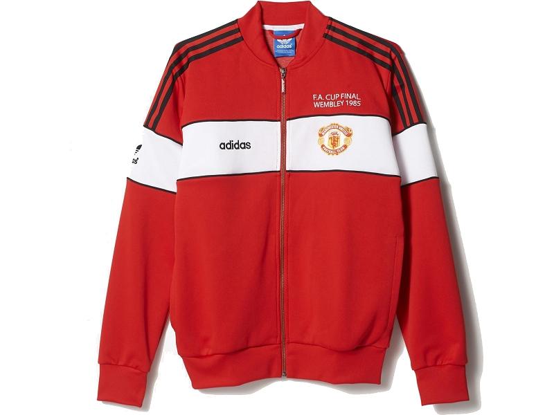 bluza rozpinana Manchester United 2015