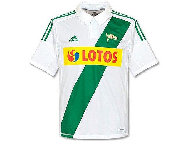 koszulka junior Lechia Gdańsk 12-13