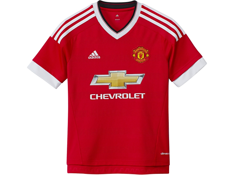 koszulka junior Manchester United 15-16
