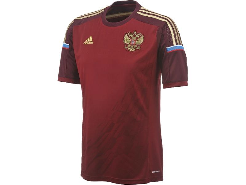 koszulka Rosja 14-15