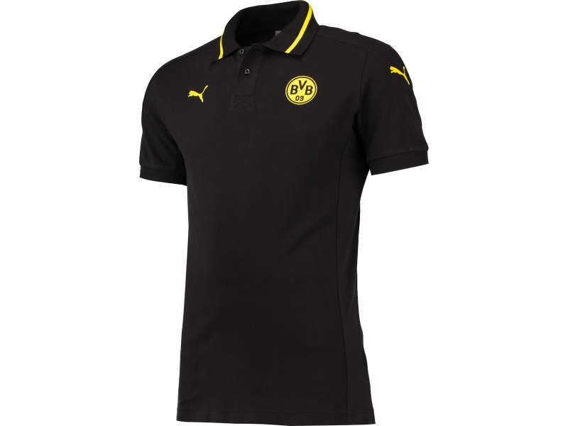 koszulka polo Borussia Dortmund 15-16
