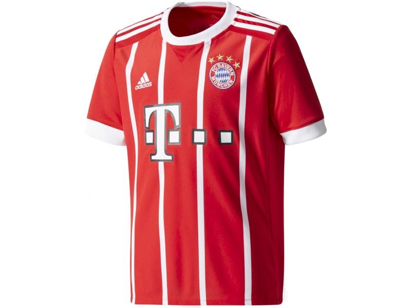 Bayern Trikot 17 18