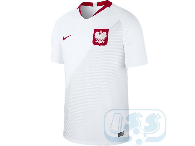 Nowe koszulki reprezentacji Polski MŚ 2018
