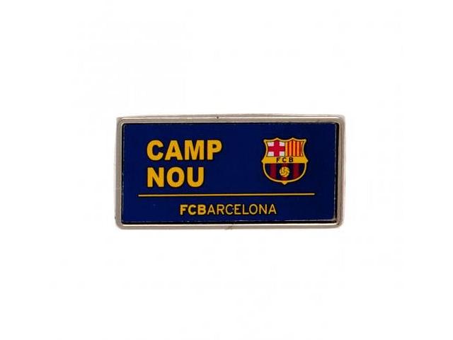 odznaka FC Barcelona