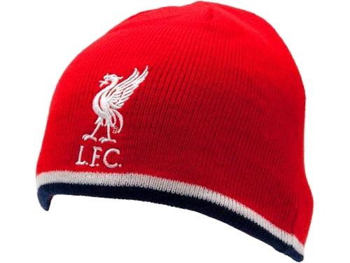 czapka zimowa Liverpool FC