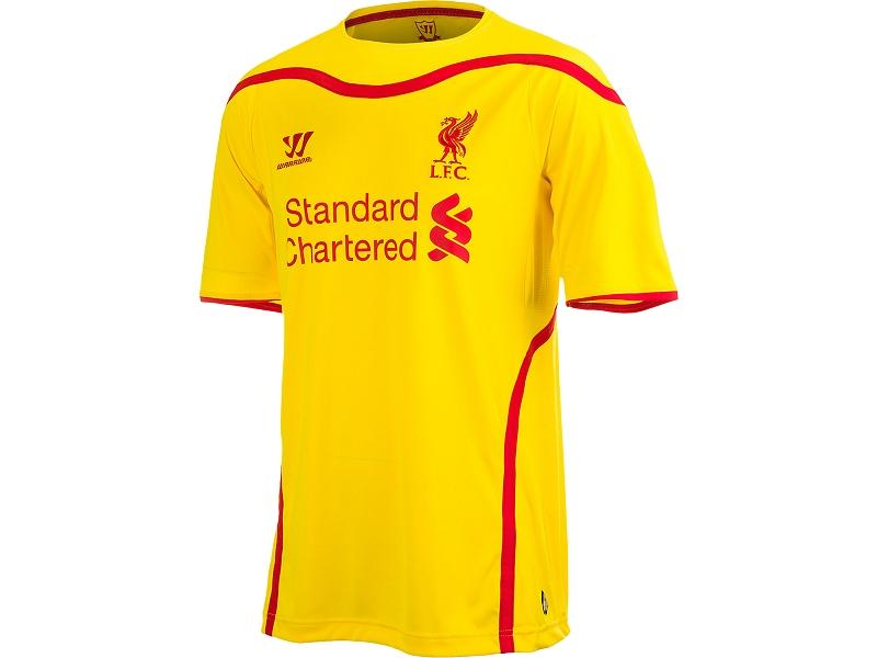 koszulka Liverpool FC 14-15