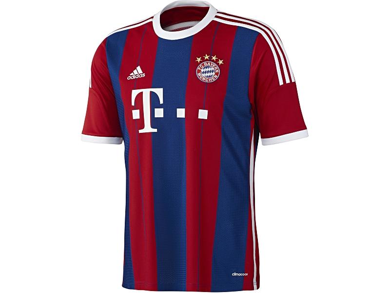 koszulka junior Bayern Monachium Adidas (14-15) > koszulki ...