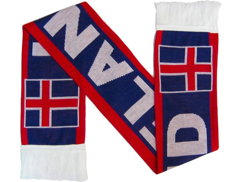 szalik Islandia