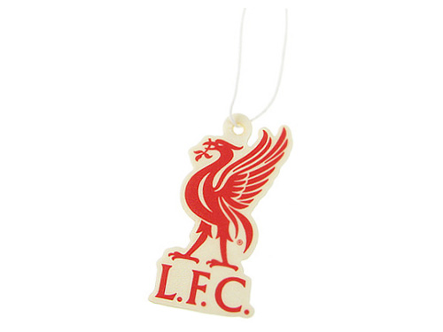odświeżacz powietrza Liverpool FC