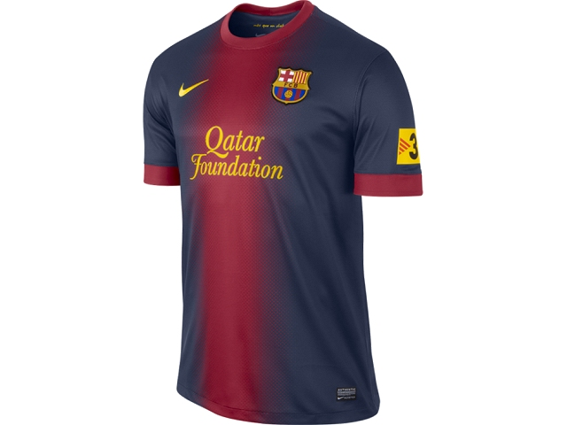 koszulka FC Barcelona 12-13