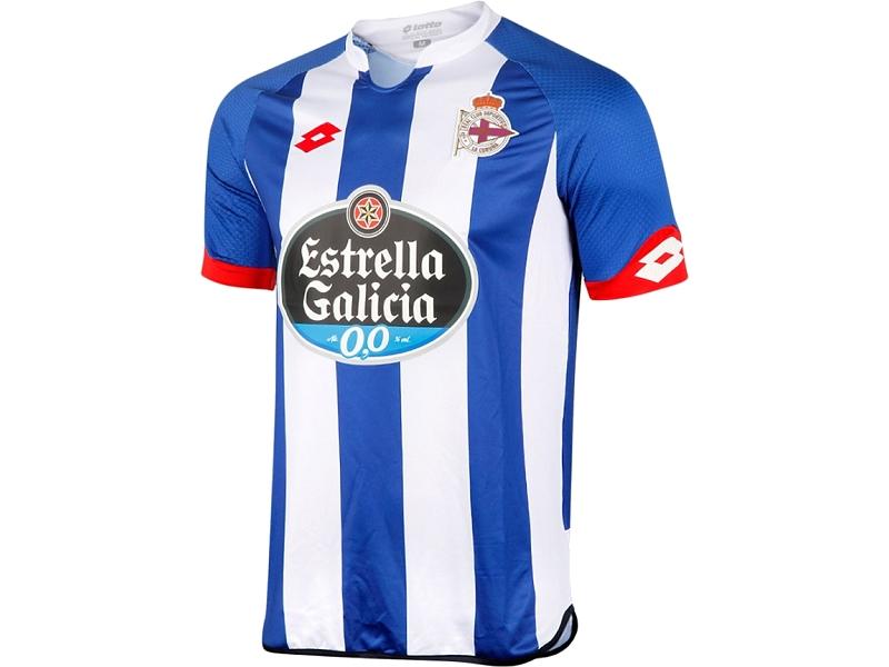 koszulka Deportivo La Coruna 15-16