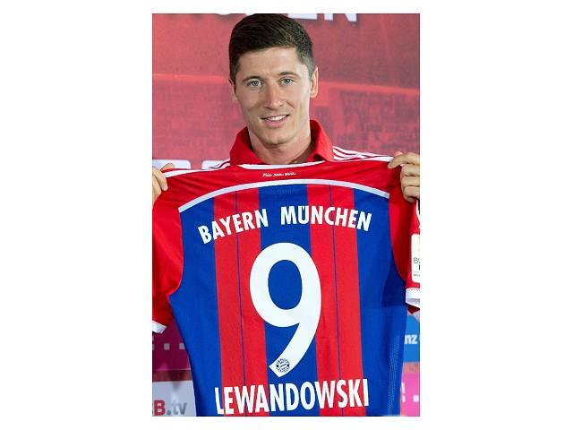 koszulka junior Bayern Monachium 14-15