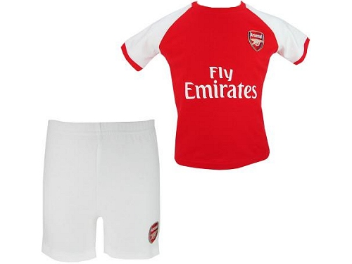 strój junior Arsenal Londyn