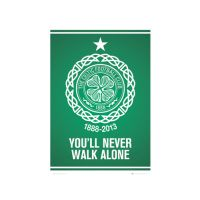 Celtic Glasgow plakat